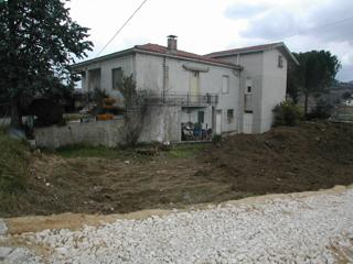 Casa Famigliare anni 60 preesistente
