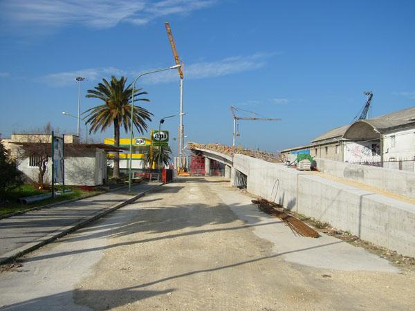 Ponte del Mare_aggiornamento cantiere 4