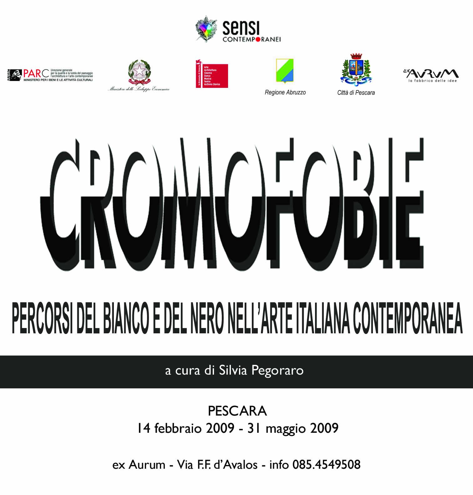 Cromofobie.locandina