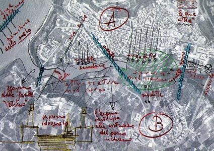 Riqualificazione urbana del vallone S.Andrea